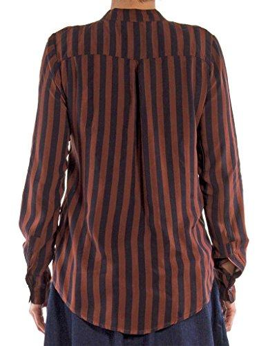 Jeans Rouge Pour Bleu Longue Normale Motif Pied Rayé Et Chemise Manche Taille de 206 Carrera Fantasia Femme poule Brique U40 dUpqd