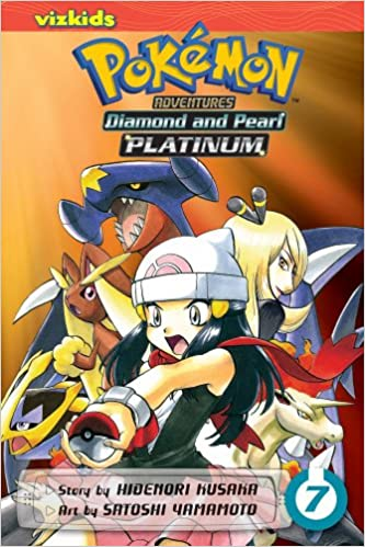 Pokémon Adventures: Diamond and Pearl/Platinum, Vol. 7 (Pokemon)