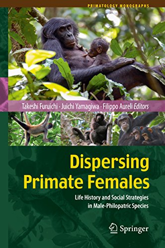 Dispersing Primate Females: Life History and Social Strategies in Male-Philopatric Species (Primatology Monographs)