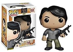 The Walking Dead Funko Pop! - Prison Glenn 151 Figura de colección Standard