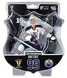 Wayne Gretzky Edmonton Oilers Figure