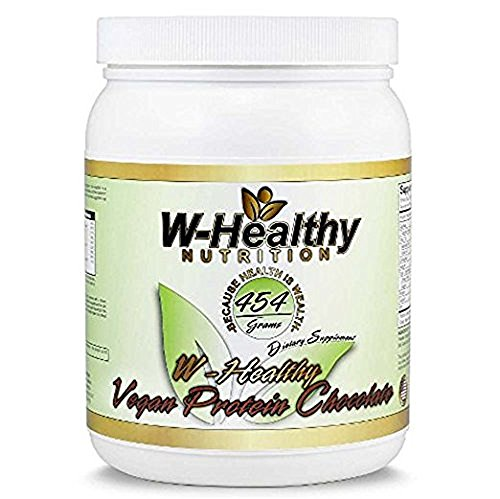 Chocolate Vegan Better Than Whey Protein Powder (XX oz.) Pea Plant-Based Formula | Natural, Organic Amino Acids Supplement | Boost Lean Muscle Mass, Fortify a Healthy Diet
