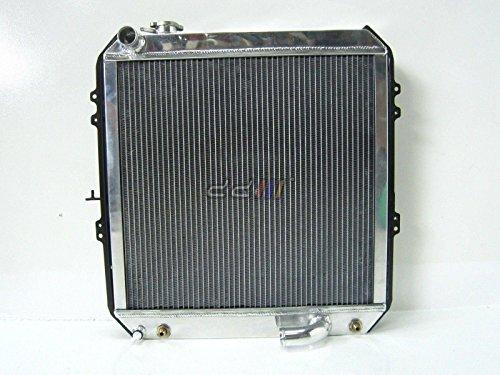 (56mm 3~Row DD Full Aluminum Radiator Toyota Hilux LN106 LN111 2.8L Diesel 89-96)