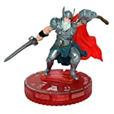 Heroclix Marvel Avengers Assemble #063 King Thor Figure Complete with Card ~ Chase