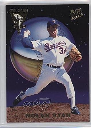 Amazoncom Nolan Ryan Baseball Card 1993 Fleer Ultra
