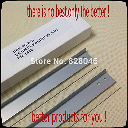 Printer Parts for Copystar CS1620 CS1630 CS1650 CS2020 CS2050 Copier Drum Cleaning Blade,for Copystar CS 1620 1630 1650 2020 2050 Wiper Blade