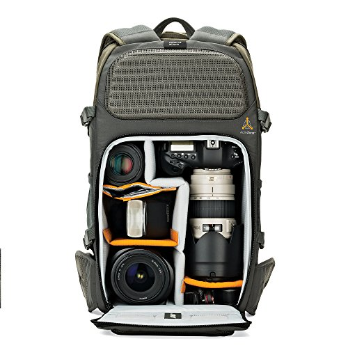 Lowepro Flipside Trek BP 450 AW. XL Outdoor Camera Backpack for DSLR w/ Rain Cover and Tablet Pocket by Lowepro (Image #3)