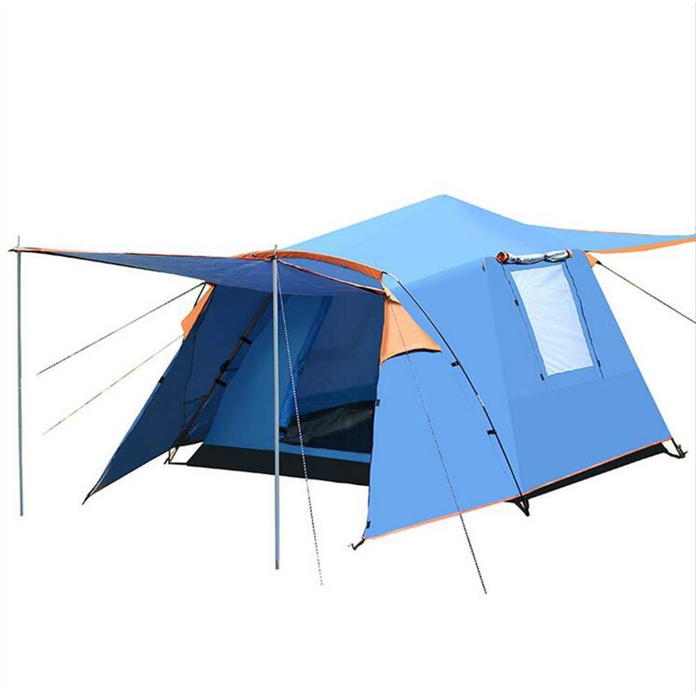 LAIABOR Outdoor Kuppelzelte Zelte Für 2-3 Personen, Zum Verreisen und Kampieren, Mit Tragetasche