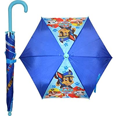 "21"" Paw Patrol J Handle Umbrella: Toys & Games"
