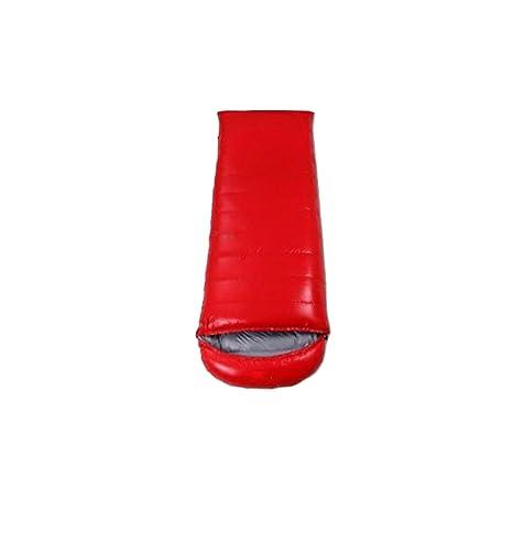 WENMW Saco de Dormir de 4 Estaciones - Cinturón de Transporte de luz Envolvente, Impermeable