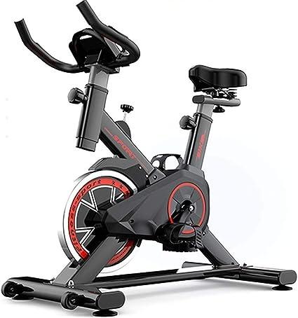 KUANGQIANWEI Bicicleta Spinning Bicicleta De Spinning Home Fitness Equipment Ultra Silencioso De Bicicleta De Ejercicios Cubierta Sports Bike: Amazon.es: Deportes y aire libre
