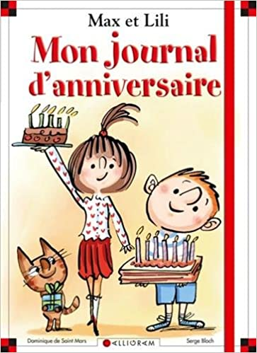 Livre gratuits Mon super anniversaire Max et Lili epub, pdf