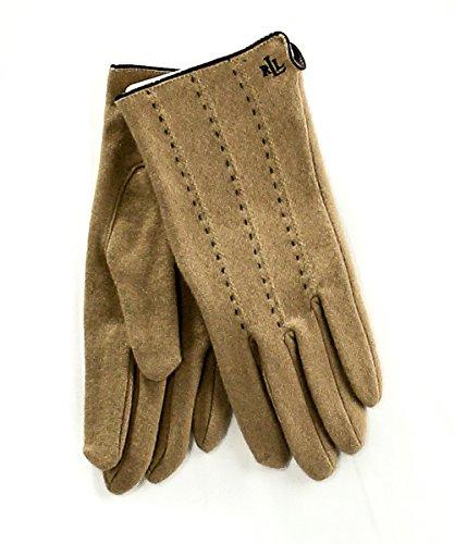 Ralph Lauren Womens Brown Glove