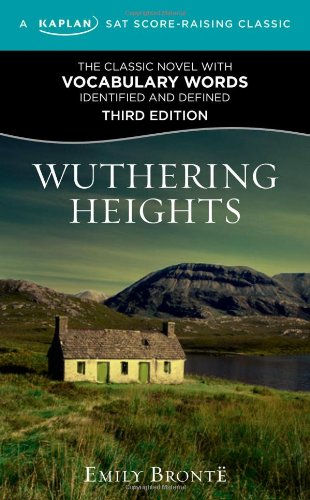 Wuthering Heights: A Kaplan SAT Score-Raising Classic (Kaplan Test Prep) (George Best Height Weight)