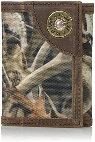 Ariat Men's Shot Gun Bonz Trifold