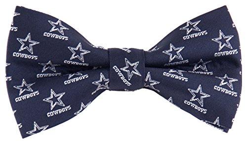 Dallas Cowboys Bow Tie Navy by Dallas Cowboys
