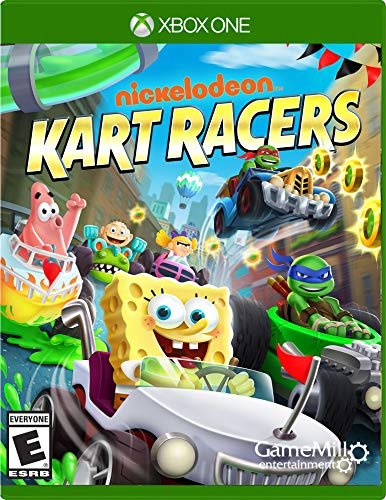 Nickelodeon Kart Racers - Xbox One (Best Xbox Party Games)
