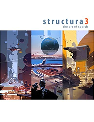 Book Structura 3: The Art of Sparth