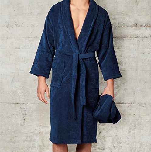 Bleu Susan Peignoir Susan Femme Femme Peignoir Ann Ann Bleu 5xq6HPFn