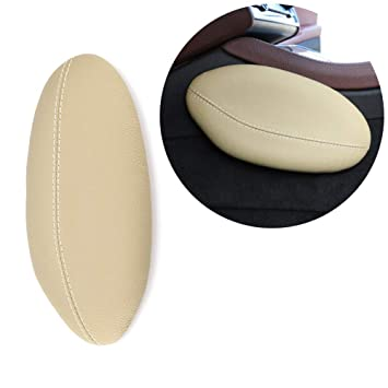 Furniture Parts Universal Car Seat Leg Care Car Seat Cushion Foot Leg Longer Leather Knee Pad Thigh Support