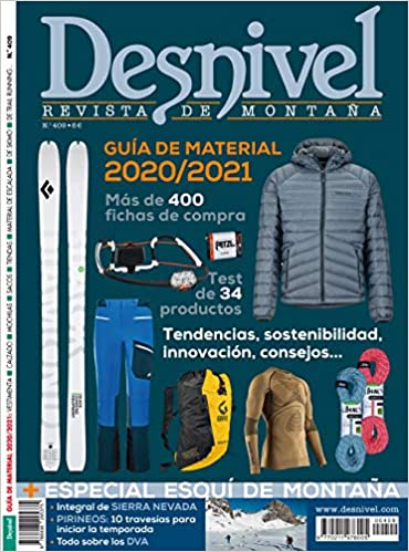 Especial Material. Invierno 2020: Desnivel 409 Revista ...