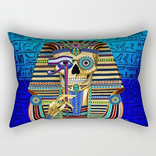 [Slimmingpiggy Pillow Cases Of Skull,for Monther,boy Friend,pub,chair,coffee House,her 20 X 30 Inches / 50 By 75 Cm(each] (Jessica Rabbit Costumes Ideas)
