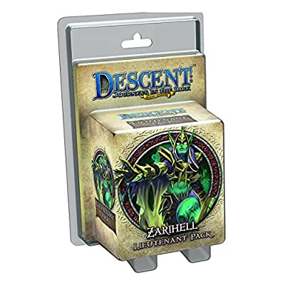 Descent Second Edition: Zarihell: Toys & Games
