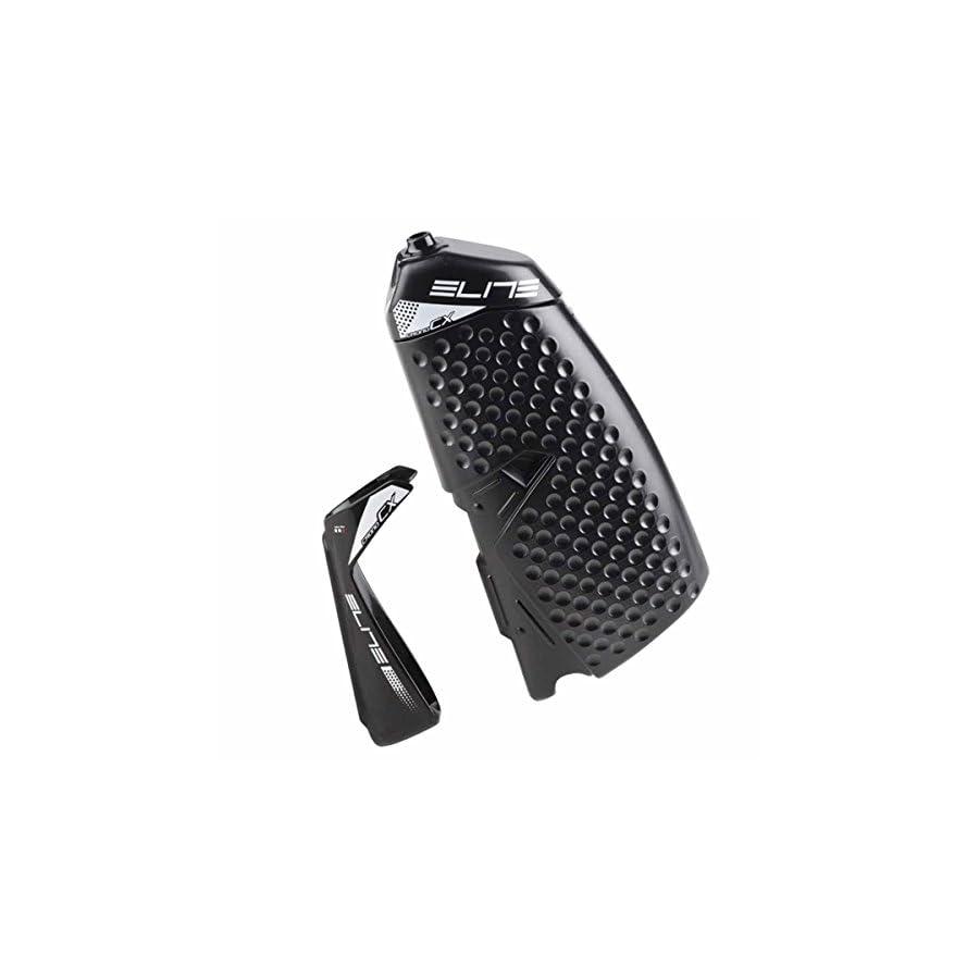 Elite Crono CX Fiberglass Bicycle Triathlon Water Bottle Kit