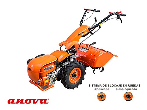 Motocultor Anova MTC720 7HP 212CC: Amazon.es: Jardín