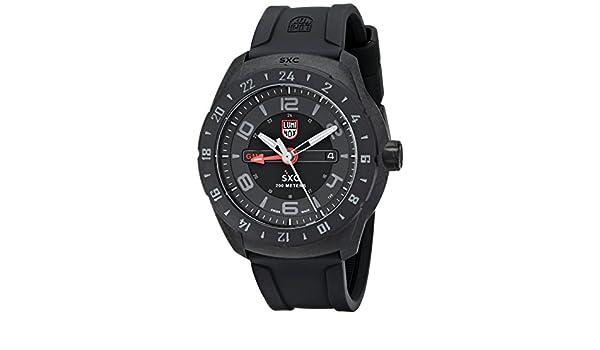 GN - Reloj de pulsera Hombre, Plástico, color Gris: Amazon.es: Relojes