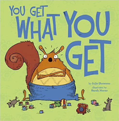 Download You Get What You Get (Little Boost) PDF, azw (Kindle)