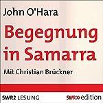 Begegnung in Samarra | John O'Hara