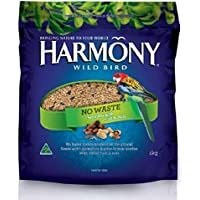 Harmony Wild Bird No Waste Seed Mix 1 Kg