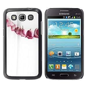 Be Good Phone Accessory // Dura Cáscara cubierta Protectora Caso Carcasa Funda de Protección para Samsung Galaxy Win I8550 I8552 Grand Quattro // Roses Paper Line Metaphor Deep Meani