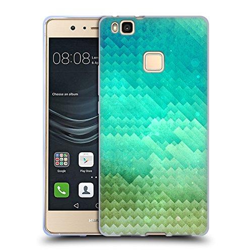Official Spires Dig Sig Slabs Soft Gel Case for Huawei P9 Lite / G9 Lite