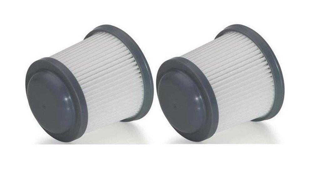 Black & Decker BDH2000PL Vacuum (2 Pack) Replacement Filter # 90552433-03-2pk