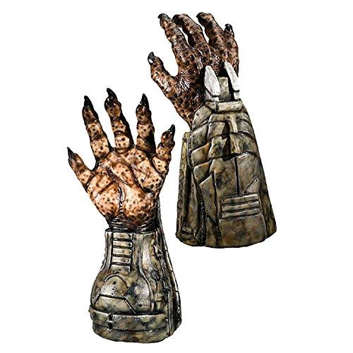 (Deluxe Predator Hands Costume Accessory)