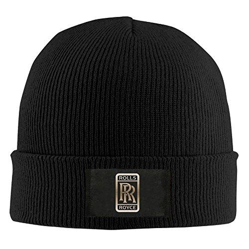 rolls-royce-seek-logo-beanie-hat-black