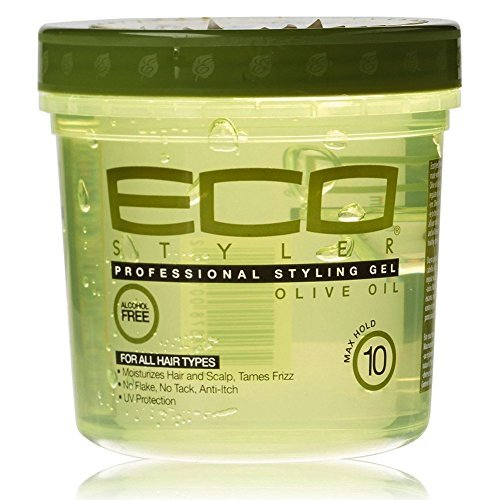 ECO Styler Professional Styling Gel Olive Oil 8oz