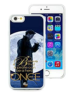 Beautiful Designed Case With Once Upon a Time White For iPhone 6 4.7 Inch TPU Phone Case