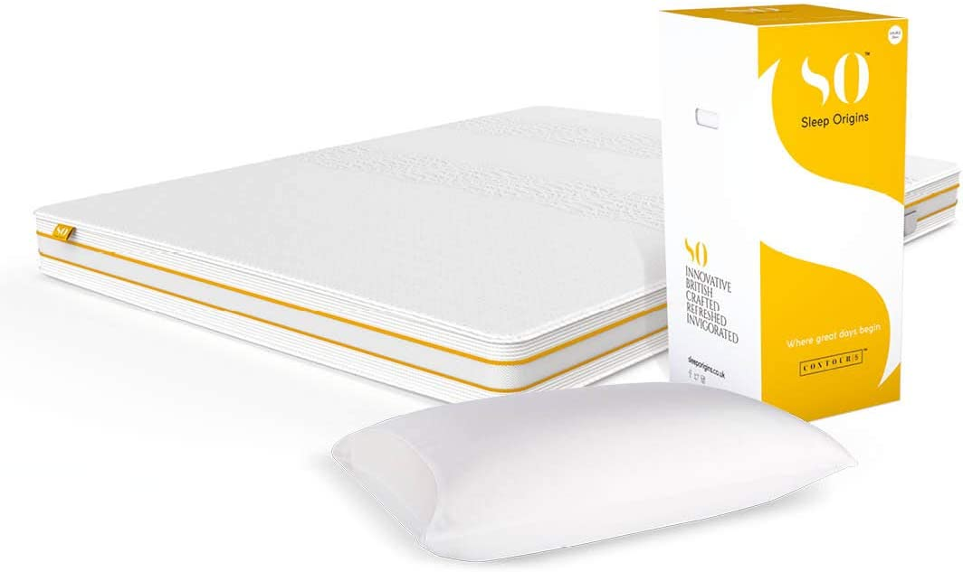 Sleep Origins Pocket Sprung Pillow