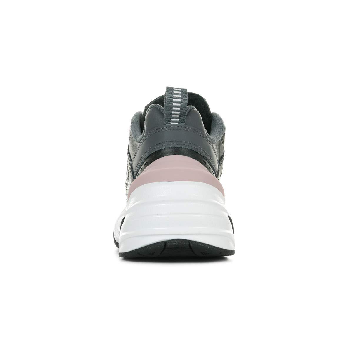 Nike Nike Nike W M2k Tekno, Scarpe da Atletica Leggera Donna, Nero Lilla Grigio Scuro Bianco (nero Plum Chalk Dark grigio Summit bianca 011), 36 EU 4127d1