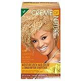 Creme of Nature Moisture Rich Hair Color Kit, Lightest Blonde