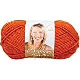 Arts & Crafts : Vanna's Choice Yarn-Terra Cotta