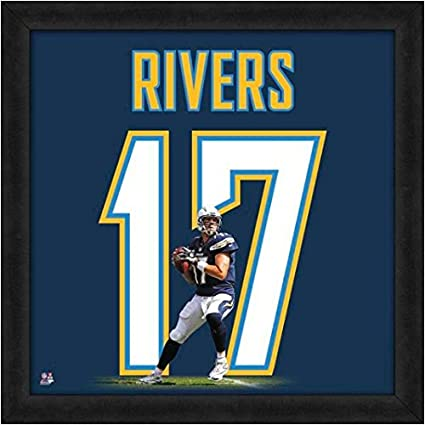online store 70677 e9af2 Amazon.com: San Diego Chargers Philip Rivers #17 Players ...