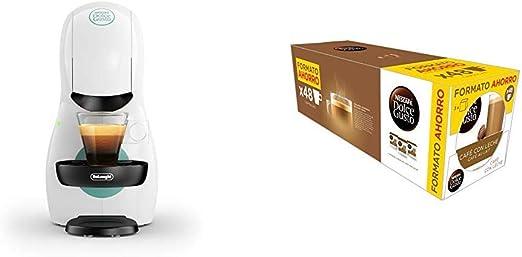 Pack DeLonghi Dolce Gusto Piccolo XS EDG210.W - Cafetera de ...