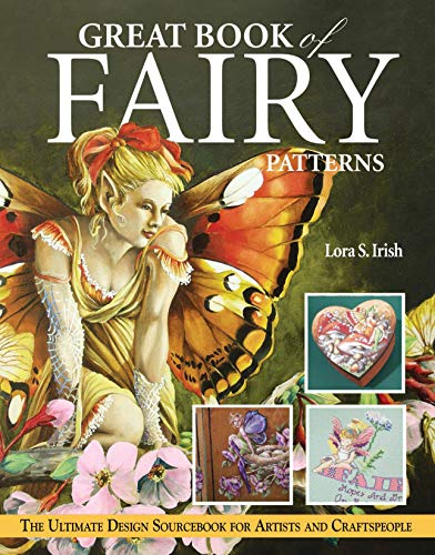 Great Book of Fairy Patterns: The Ultimate Design Sourcebook for Artists and Craftspeople ()