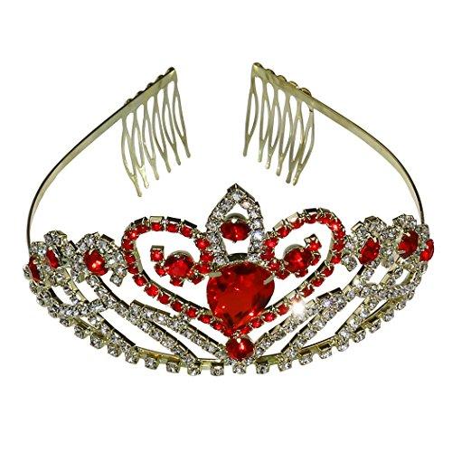 Thmyo Crown, Tiara,Prom Pageant Crowns Princess Crown Rhinestone