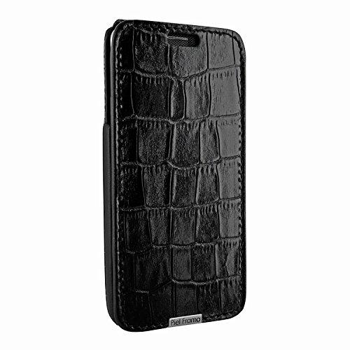 Piel Frama 721 Black Crocodile iMagnum Leather Case for Samsung Galaxy Note 5