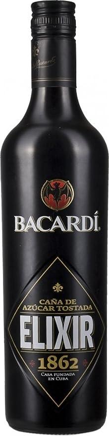 Bacardi Ron Elixir Oscuro Botella 700